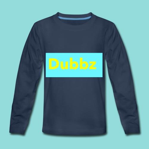 D9D68867 4CFE 4E4F A08A 0B94839C6AE4 - Kids' Premium Long Sleeve T-Shirt