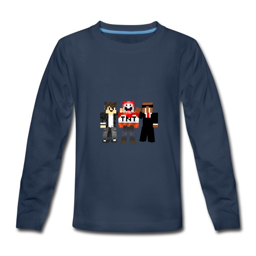 3 Amigos - Kids' Premium Long Sleeve T-Shirt