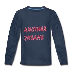 MERCH LOGO 5 - Kids' Premium Long Sleeve T-Shirt