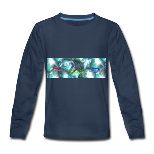 Team10Jr Capitans - Kids' Premium Long Sleeve T-Shirt