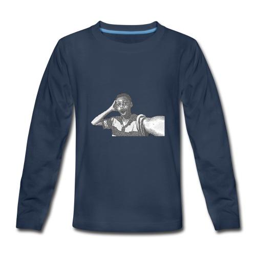 The Scretch - Kids' Premium Long Sleeve T-Shirt