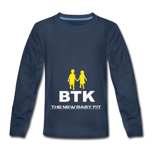 BTK TWINS - Kids' Premium Long Sleeve T-Shirt