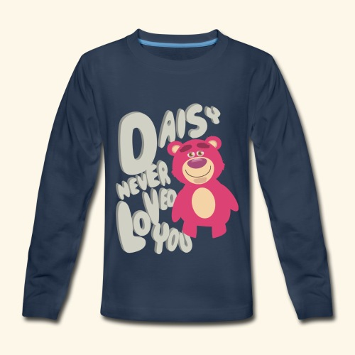 Daisy never loved you - Kids' Premium Long Sleeve T-Shirt