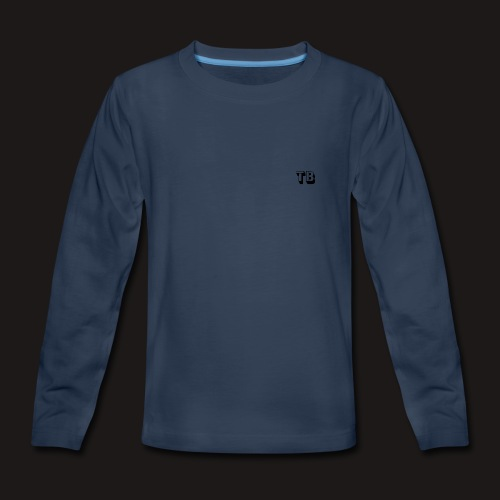 TB - Kids' Premium Long Sleeve T-Shirt