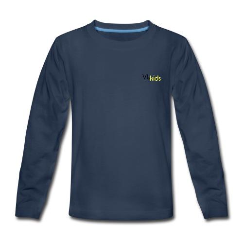 VLkids Transp - Kids' Premium Long Sleeve T-Shirt