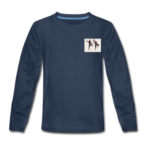 cartoon - Kids' Premium Long Sleeve T-Shirt