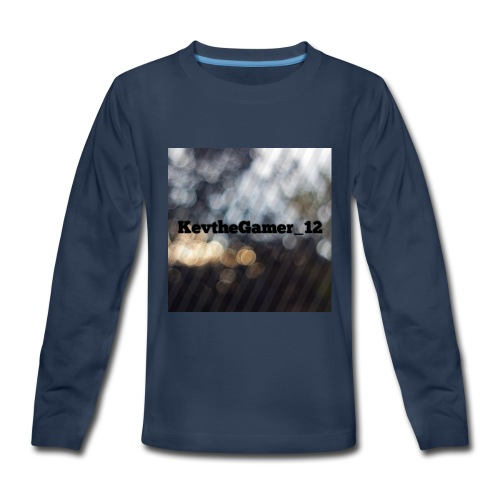 The KevtheGamer_12 store - Kids' Premium Long Sleeve T-Shirt