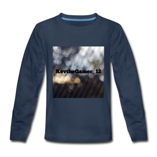The KevtheGamer_12 store - Kids' Premium Long Sleeve T-Shirt