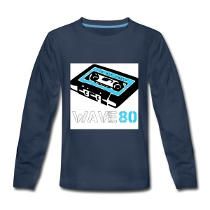 Alt Logo - Kids' Premium Long Sleeve T-Shirt