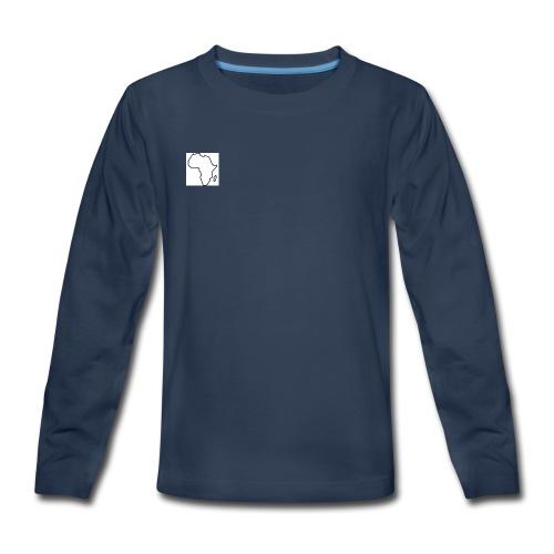 Afri-wears - Kids' Premium Long Sleeve T-Shirt