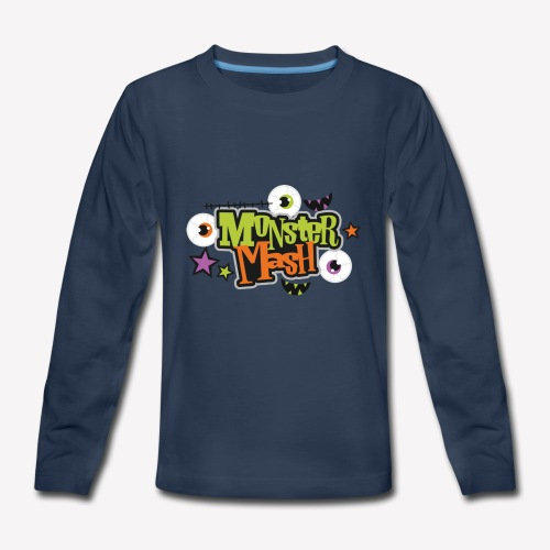 ( LIMITED ) REDNEMOFTW HALLOWEEN MERCH - Kids' Premium Long Sleeve T-Shirt