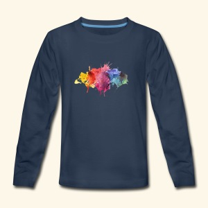 This is a basic long sleeve Top - Kids' Premium Long Sleeve T-Shirt
