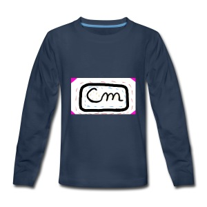 Signature T-Shirt - Kids' Premium Long Sleeve T-Shirt