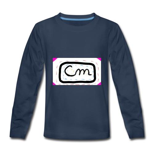 Signature T-Shirt - Kids' Premium Long Sleeve T-Shirt