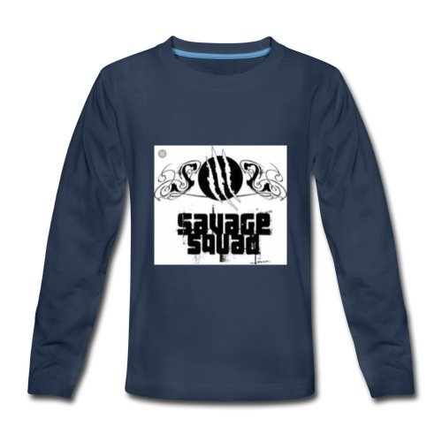 6A209267 2732 4E3F 8700 E00BFC866DF8 - Kids' Premium Long Sleeve T-Shirt