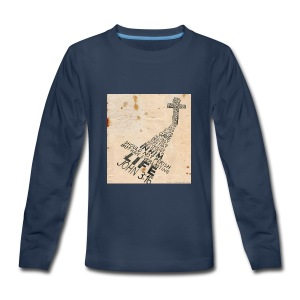 john3:16 - Kids' Premium Long Sleeve T-Shirt