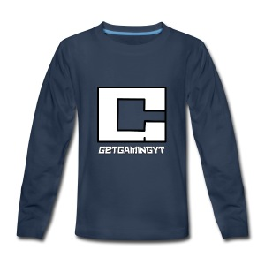 GGYT_Logo_PNG - Kids' Premium Long Sleeve T-Shirt