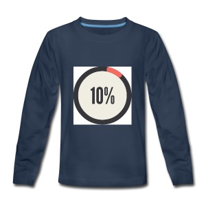 10% Album - Kids' Premium Long Sleeve T-Shirt