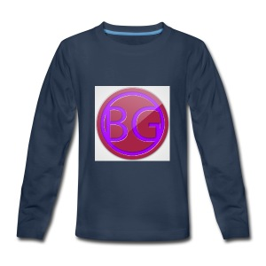Brother Gaming 2016 logo apparel - Kids' Premium Long Sleeve T-Shirt