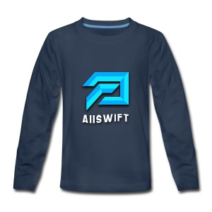 Aiiswift - Kids' Premium Long Sleeve T-Shirt