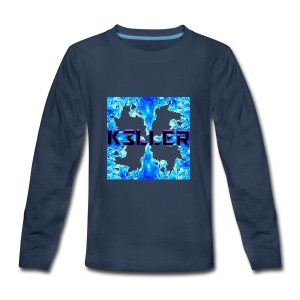 My Main Logo - Kids' Premium Long Sleeve T-Shirt