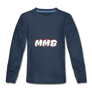 MMB - Kids' Premium Long Sleeve T-Shirt