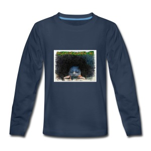 ANIMATED PICTURE - Kids' Premium Long Sleeve T-Shirt