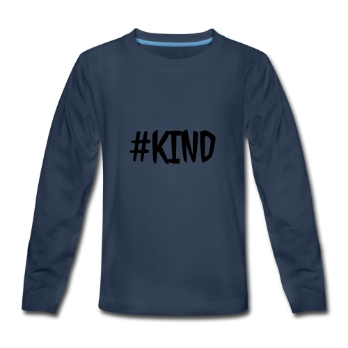 Kind Christa - Kids' Premium Long Sleeve T-Shirt