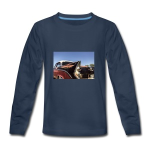 Hot rod - Kids' Premium Long Sleeve T-Shirt