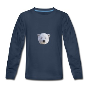 ResQ IceCold - Kids' Premium Long Sleeve T-Shirt