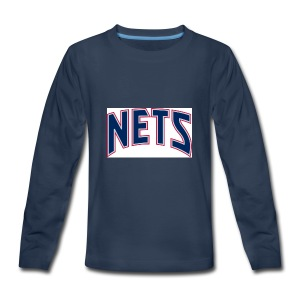 N.E.T.S - Kids' Premium Long Sleeve T-Shirt