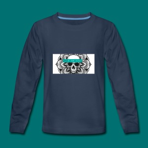 Lost in Fate Design #2 - Kids' Premium Long Sleeve T-Shirt