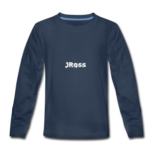 JRoss Brand - Kids' Premium Long Sleeve T-Shirt