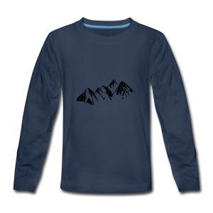 Switchriding - Kids' Premium Long Sleeve T-Shirt