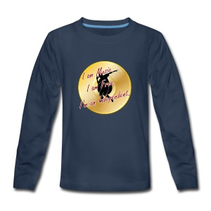 Indie Artist (Rapper/Hip Hop) - Kids' Premium Long Sleeve T-Shirt