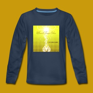 Miracle From Above - Kids' Premium Long Sleeve T-Shirt