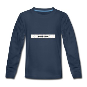 BB, Craze & Sheepy - Kids' Premium Long Sleeve T-Shirt