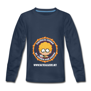 Tactical Geeks - Kids' Premium Long Sleeve T-Shirt