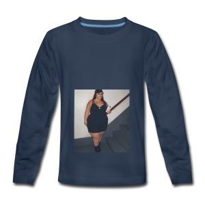 hat - Kids' Premium Long Sleeve T-Shirt