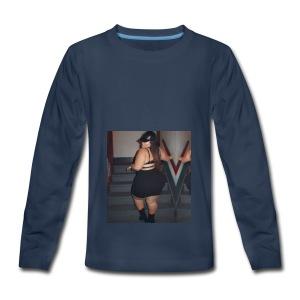 back - Kids' Premium Long Sleeve T-Shirt