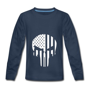 punisher - Kids' Premium Long Sleeve T-Shirt