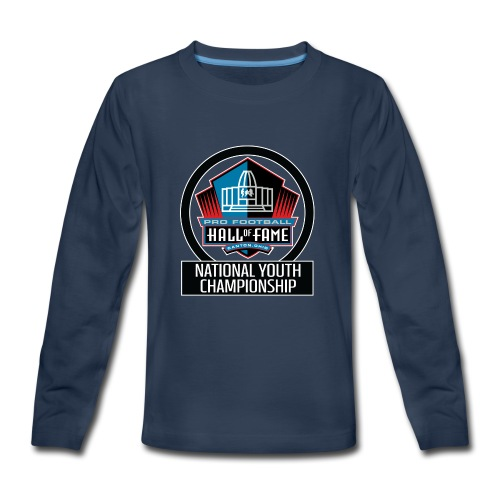Pro Football HOF National Youth Championship - Kids' Premium Long Sleeve T-Shirt
