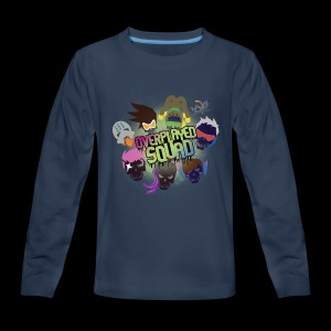 Overplayed Squad - Kids' Premium Long Sleeve T-Shirt