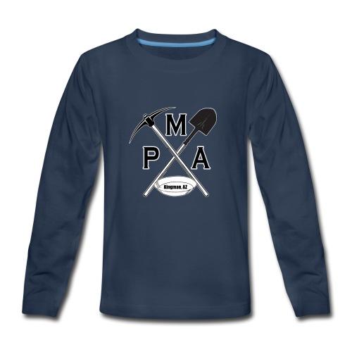 MPA 1 - Kids' Premium Long Sleeve T-Shirt
