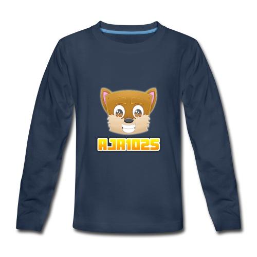 aja1025 Merchandise - Kids' Premium Long Sleeve T-Shirt