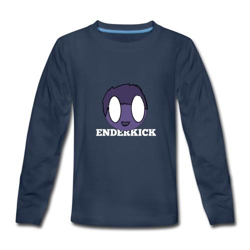 OG Enderkick - Kids' Premium Long Sleeve T-Shirt