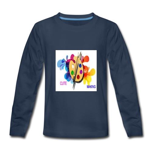 CUTE KIDS AND BABIES - Kids' Premium Long Sleeve T-Shirt