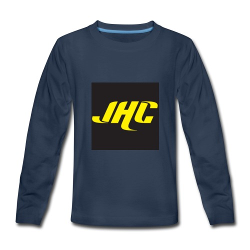 77B88522 1D0B 4B94 B15A 966DCDAAAA9F - Kids' Premium Long Sleeve T-Shirt