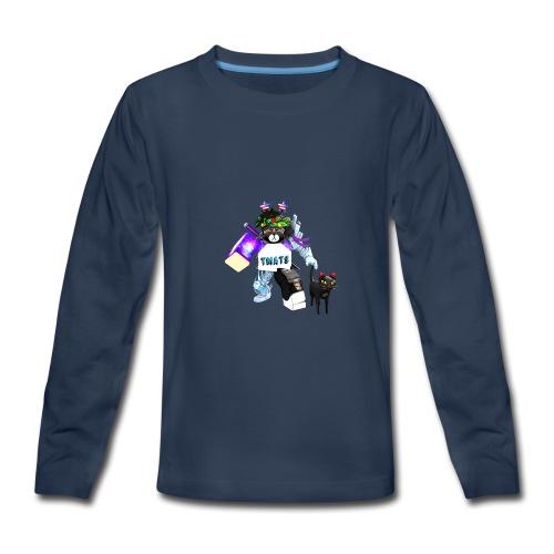 Rockstarpuppy360 - Kids' Premium Long Sleeve T-Shirt