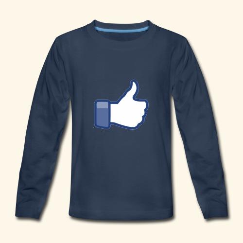 149848007196 - Kids' Premium Long Sleeve T-Shirt